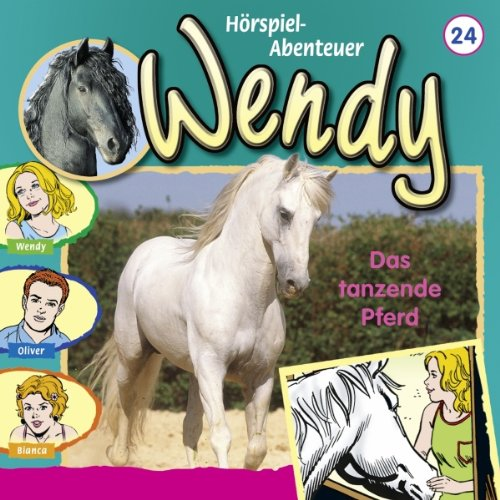 Das tanzende Pferd (Wendy 24) Titelbild