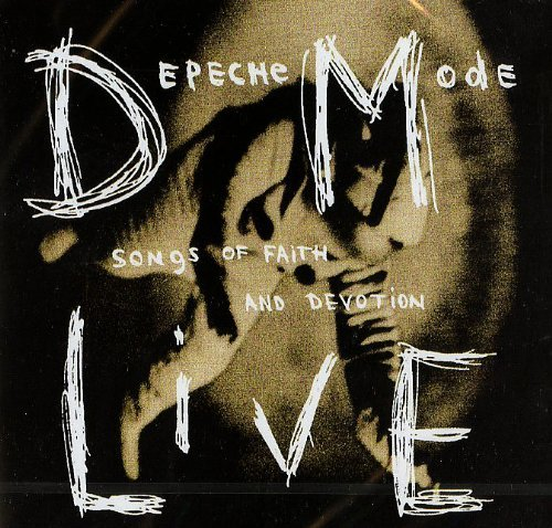 Depeche Mode: Songs of Faith and Devotion (Live) (Audio CD (Live))