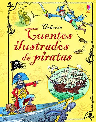 Cuentos ilustrados de piratas.