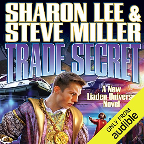 Trade Secret audiobook cover art