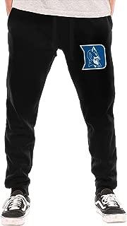 Duke Blue Devils Start of Season Men's Active Basic Jogger Fleece Pants