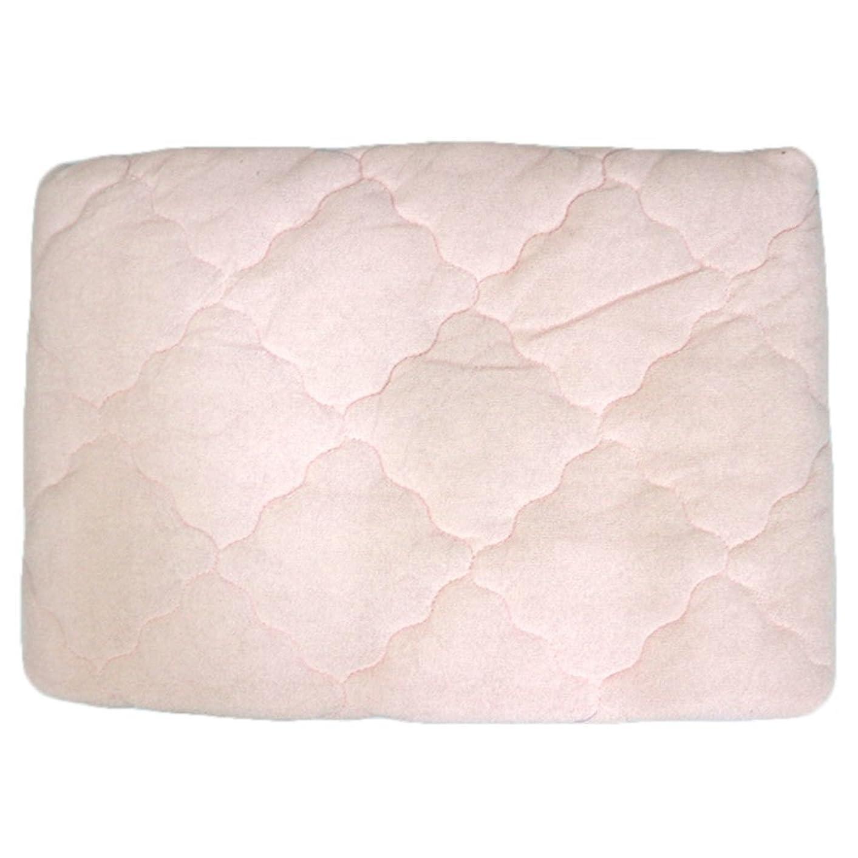 ハント経度模索選べる7色! 吸湿性に優れたコットンパイル 【シンカーパイル敷きパッド】 ダブル:140×205cm ふわふわ綿パイル !洗えるのでいつも清潔!