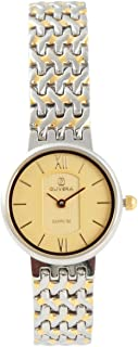 Analog Stainless Steel Watch For Women by Olivera, OL1522T