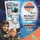 Sagrotan No-Touch Kids Automatischer Seifenspender – Inkl. Sagrotan Nachfüller Entdeckerpower...