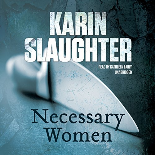 Necessary Women audiobook cover art