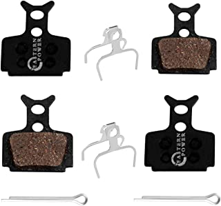 EASTERN POWER 2 Pairs Bicycle Disc Brake Pads for Formula C1 R1 R1R FR R0 RX The One Mega C1 CR3 T1 (Resin/Semi-Metallic/Metal)