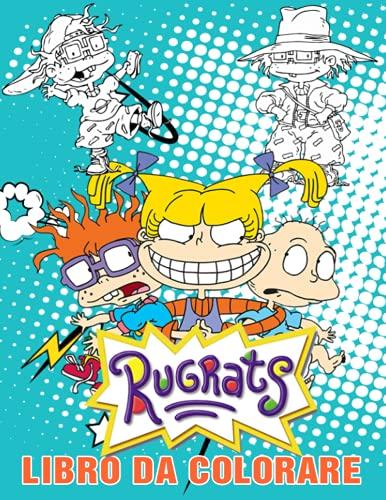 Rugrats Libro da Colorare: Libro da colorare con immagini di alta qualità per bambini e adulti.