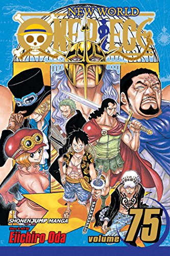One Piece 75: Repaying The Debt [Lingua Inglese]