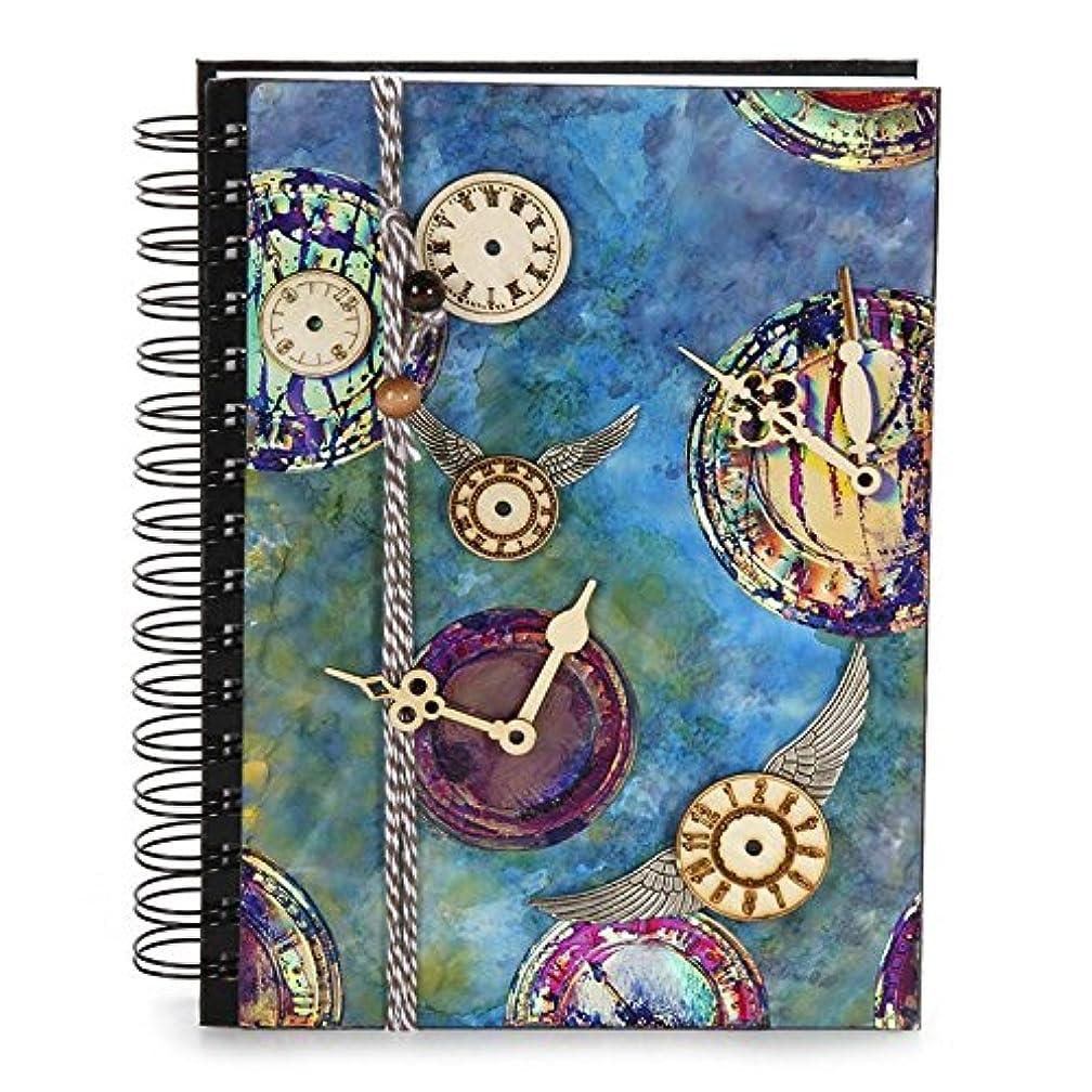 Darice 97490-17 Studio 71 Spiral Sketch Book, 5.5 by 8.80-Inch
