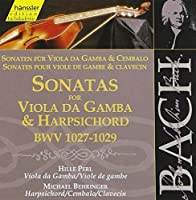 Bach:Sons for Bass Viol/Harps