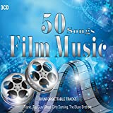 3CD 50 Songs Film Music, Orchestral Works, Jazz Guitar, piano Pieces, Titanic, La Vita è Bella, Moulin Rouge