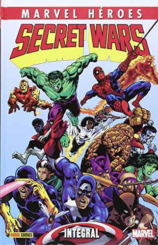 Secret Wars. Integral