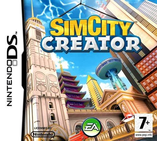 NINTENDO NINTENDO DS SimCity Creator