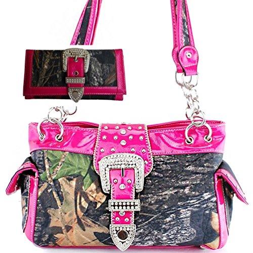 pink gun purse - 9