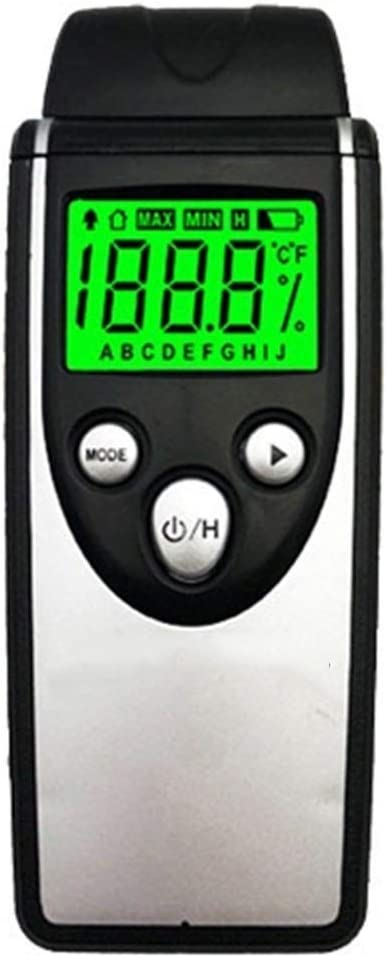 GAOZ Moisture Meter Detects 2021 autumn and winter new Digital Me Wood MT260-2Pins Recommendation