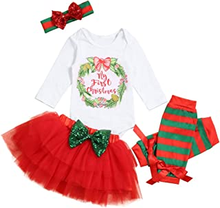 Best 1 month old christmas dress Reviews
