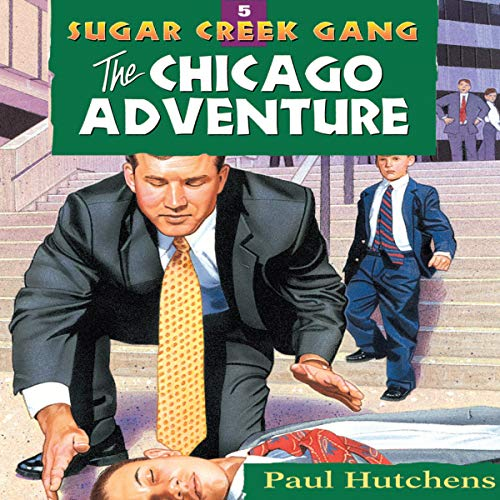 The Chicago Adventure audiobook cover art