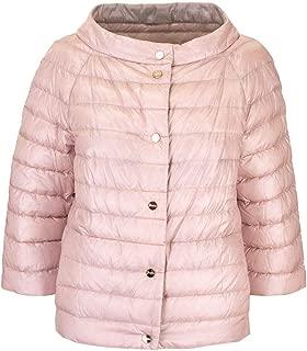 Herno Luxury Fashion Womens PI0769D120174011 Pink Down Jacket |