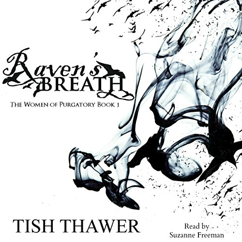 Raven's Breath audiobook cover art
