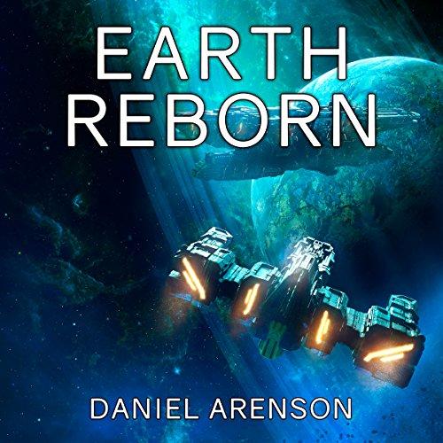 Earth Reborn audiobook cover art