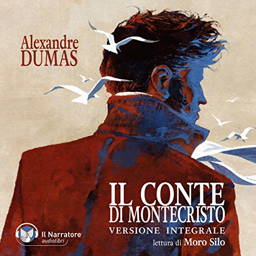 Il Conte di Montecristo - Versione integrale audiobook cover art