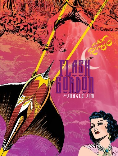 Definitive Flash Gordon and Jungle Jim Volume 2 by Alex Raymond (August...