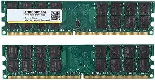 4GB 2X2GB PC2-6400 DDR2 800 DIMM RAM 240PIN DELL OPTIPLEX 740 745 755 760 960 RH