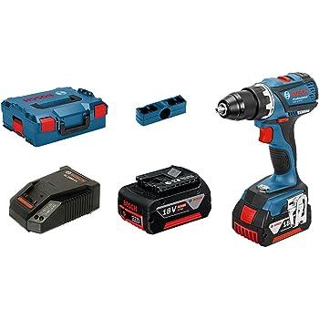 3x 1,5ah batteries Sac Bit-Set 25 Bosch Batterie-Visseuse GSR 18-2-li plus