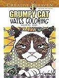 Creative Haven Grumpy Cat Hates Coloring: Coloring Book (Creative Haven Coloring Books)