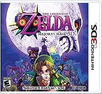Legend of Zelda: Majora's Mask 3D [並行輸入品]