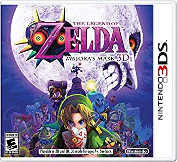 The Legend of Zelda  Majora s Mask 3D
