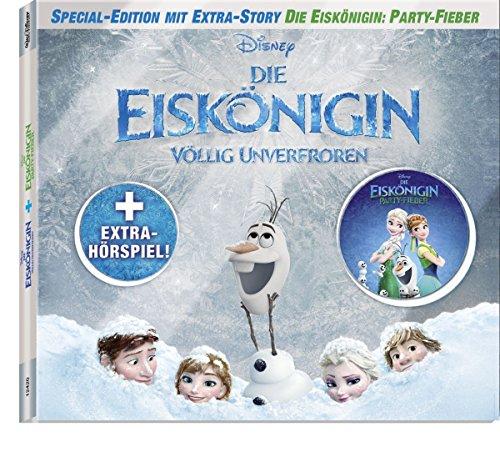 Die Eiskönigin Partyfieber (Special - Edition mit Extra - Story)
