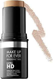 Make Up For Ever Ultra HD Invisible Cover Stick Foundation 123-Y365, Desert (I000042365)