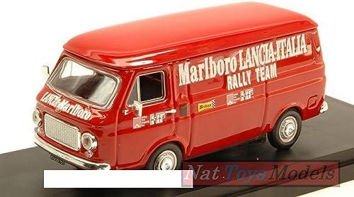 cómodamente Rio RI4516 FIAT 238 238 238 ASSISTENZA Lancia Rally Team 1 43 MODELLINO Die Cast Model Compatible con  ¡no ser extrañado!
