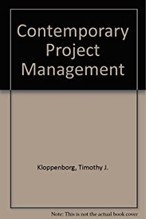 Contemporary Project Management (Book Only)