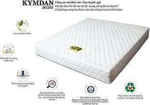 KYMDAN Mattress, Natural Rubber Mattress (Nệm Kymdan, kym đan, Kim đan) (180cm X 200cm, Thickness: 15cm)