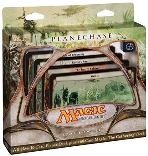 Magic the Gathering- MTG: Planechase - Zombie Empire - Game Pack [Toy]