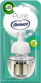 Air Wick Eléctrico - Recambio de ambientador automático eléctrico, esencia para casa con aroma a Nenuco