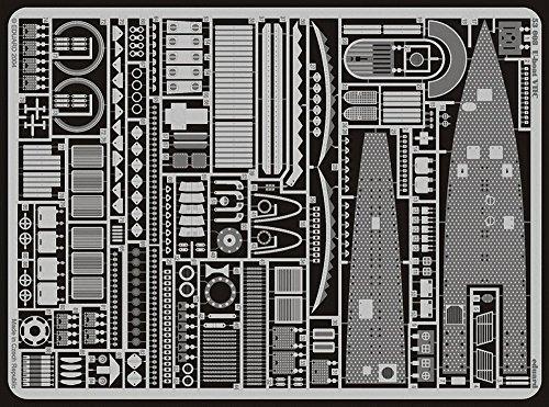 Eduard Accessories 53008 Modellbauzubehör U-Boot Typ VII C Pack Fotoätzsatz Die grauen Wölfe