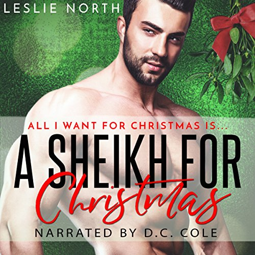 A Sheikh for Christmas cover art