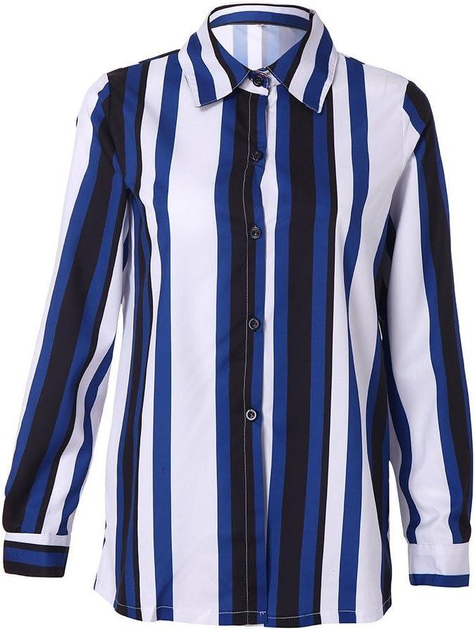 Blusa para Mujer Ofertas Invierno De Camisa Casual con Cuello ...