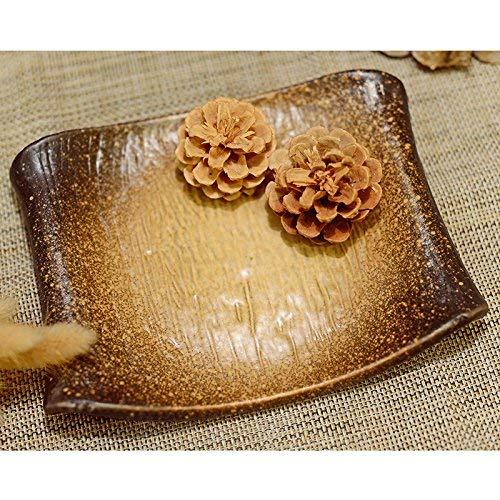 CAIJINJIN Tazón La vajilla cuenco de cerámica en un tazón de cerámica de la serie del tesoro Vajilla Cuencos de cerámica de Acompañantes