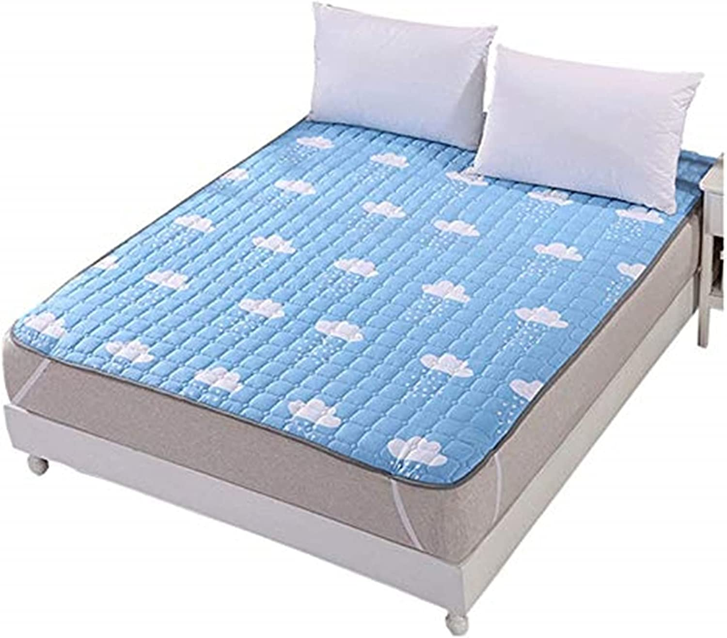 DevileLover Folding 4 years warranty Futon Today's only Mattress- Soft Durable Padd Mat Tatami