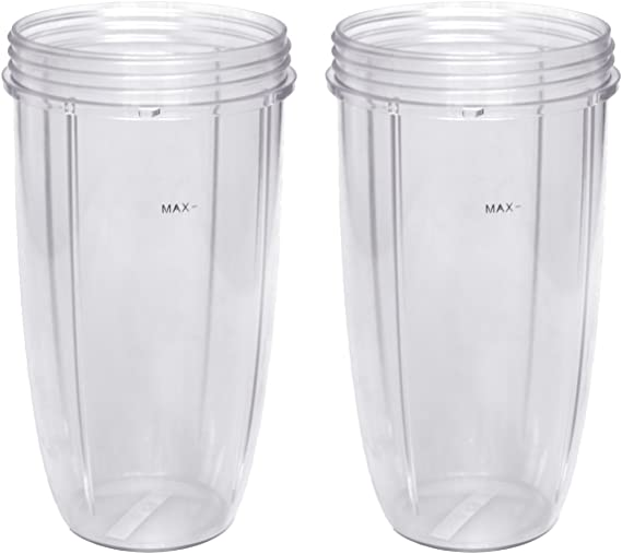 Replacement Cup for Nutribullet Replacement Parts 32oz for Nutri Bullet 600W and 900W