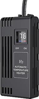 NICREW Mini Submersible Aquarium Heater, Digital Temperature Display Fish Tank Heater with Adjustable External Controller,...