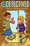 Puzzle of the Pretty Pink Handkerchief (Ready-For-Chapters: Third-Grade Detectives #2)