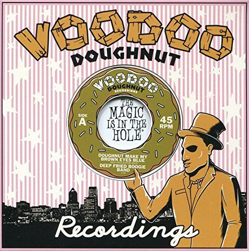 Doughnut Make My Brown Eyes Bl [Vinyl Single]