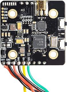 AKK A20 5.8G Long Range VTX 25mW/200mW/600mW/1000mW Switchable DVR Transmitter Upgraded Long Range Transmitter Support OSD Configuring