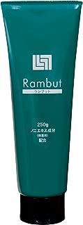 インドネシア伝承スカルプケア RAMBUT-ランブット-(リニューアル版)250g
