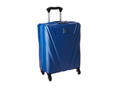 Travelpro 19 Maxlite(r) 5 International Carry-On Hardside Spinner (Azure Blue) Luggage